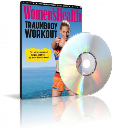 Women's Health Traumbody Workout von und mit Stefanie Rohr (DVD)