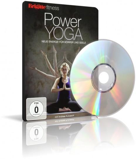 Power Yoga mit Andrea Kubasch (DVD)