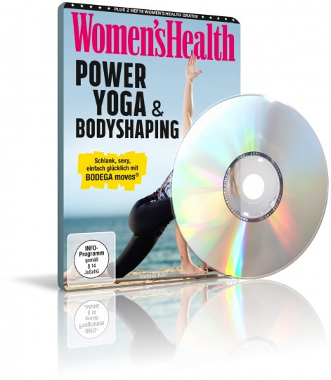 Power Yoga & Bodyshaping von Women's Health (DVD)
