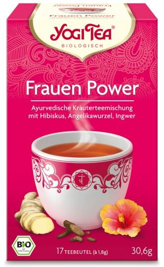 Bio Frauen Power Teemischung, 30,6 g