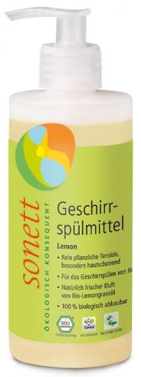 Geschirrspülmittel Lemon