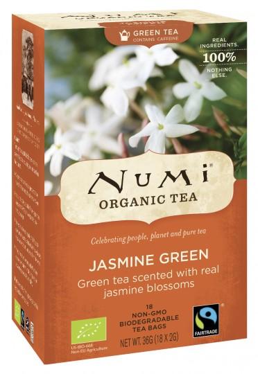 Bio Jasmine Green, 36 g