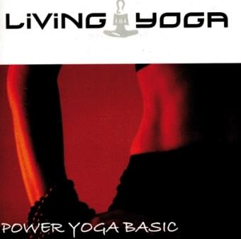 Living Yoga - Power Yoga Basic von Andrea Coggins (CD)
