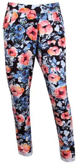 """Yoga Lounge Pants """"Flower"""" - multicolour"""