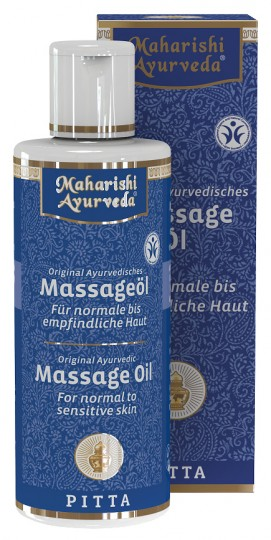 Pitta Massageöl, 200 ml