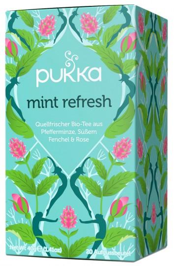 Bio Mint Refresh Teemischung, 40 g