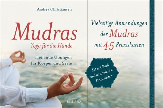 Mudras - Yoga für die Hände von Andrea Christiansen