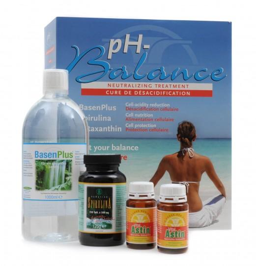 Entsäuerungs-Konzept pH-Balance PLUS (konv. Anbau)
