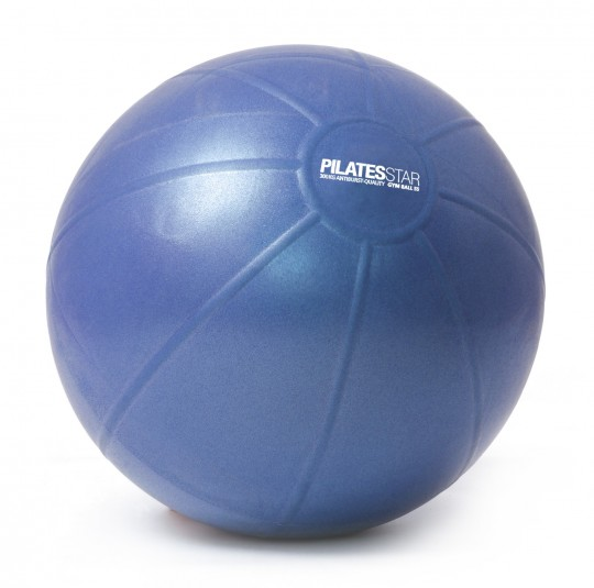 Pilates Gymnastik Ball - blau