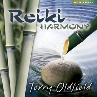 Reiki Harmony von Terry Oldfield (CD)