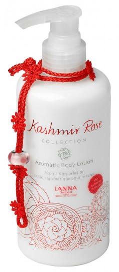 Aromatic Body Lotion Kashmir Rose, 290 ml