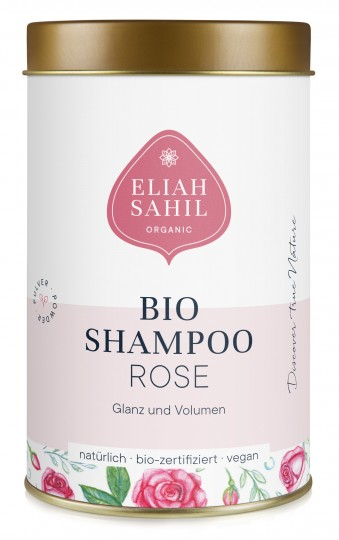 Bio Shampoo Powder - Rose-Protein, 100 g