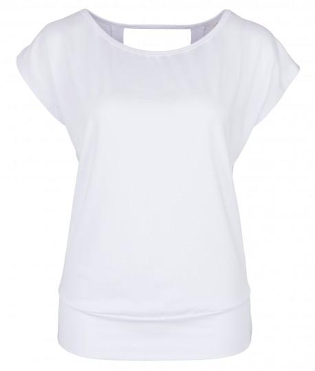 """T-Shirt """"Smilla"""" - white"""