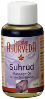 Santulan - Suhrud Massage Öl