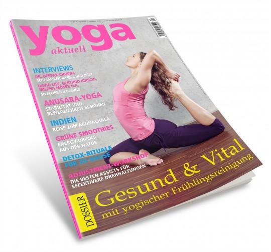Yoga Aktuell 67 - 02/2011