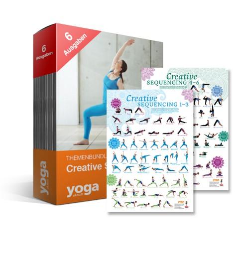 Creative Sequencing 1-6 mit Poster - 6er Bundle
