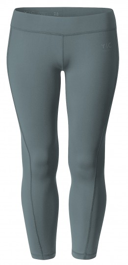 Yoga-Curves Collection Leggings straight - french grey