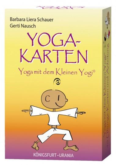 Yoga-Karten von B. L. Schauer, G. Nausch - Der kleine Yogi