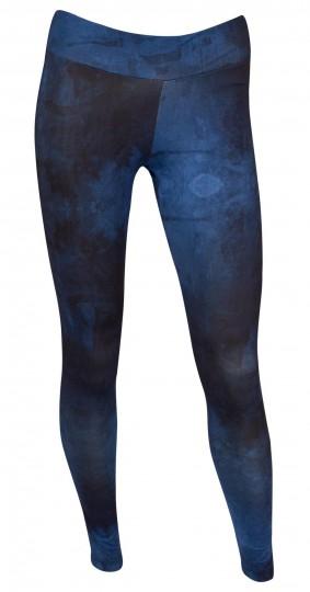 """Yoga-Leggings """"Amethyst"""" - blue"""