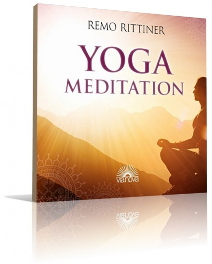 Yoga Meditation von Remo Rittiner (CD)