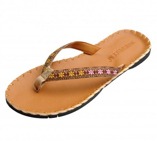 Yoga-Sandalen - beige