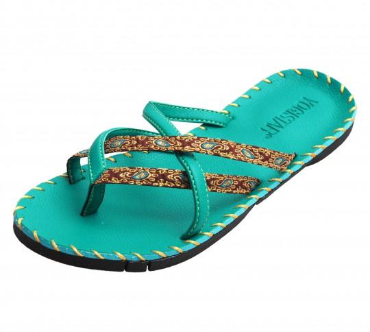 Yoga-Sandalen - turquoise
