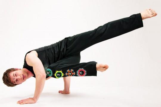 """Yoga Hose """"Chakras"""" Original"""