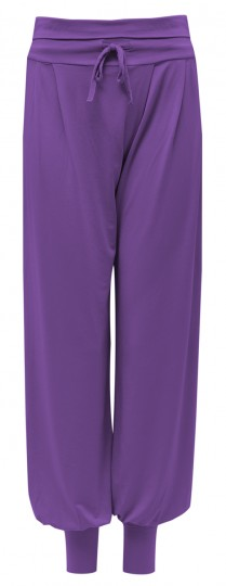 "Yoga-Hose ""Padmini"" - purple"
