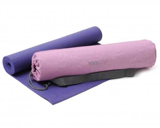 Yoga-Set Starter Edition (Yogamatte + Yogatasche)