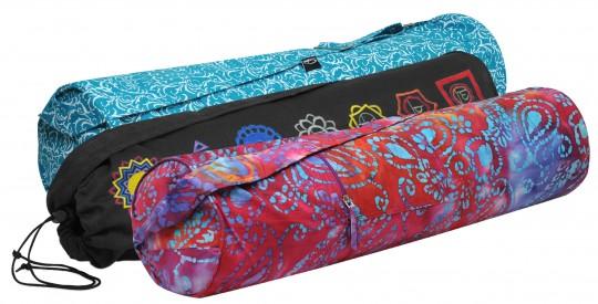 Yoga bag more than a bag