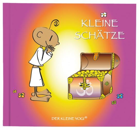 """Yogi-Minibuch """"Kleine Schätze"""" - Der kleine Yogi"""