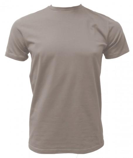"""Yogi-T-Shirt """"Snake"""", men - taupe"""