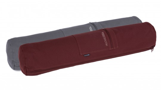 Yogatasche yogibag® basic - zip - cotton - big - 72 cm
