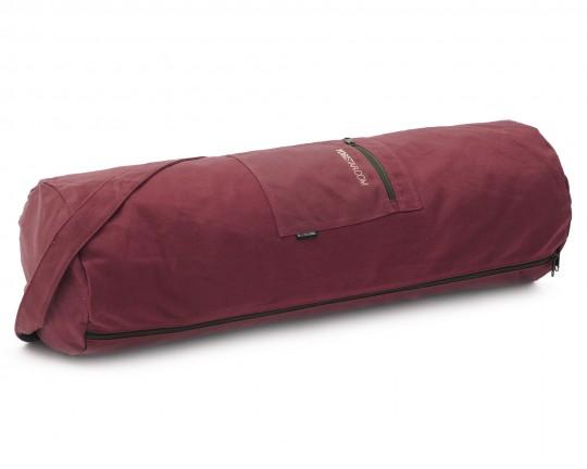Yogatasche yogibag® basic - zip - cotton - big plus - 73 cm