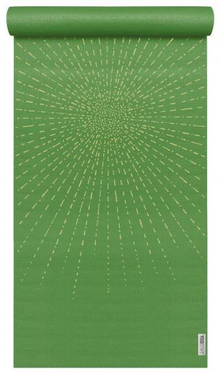 Yogamatte yogimat® basic - art collection - sparkling sunray