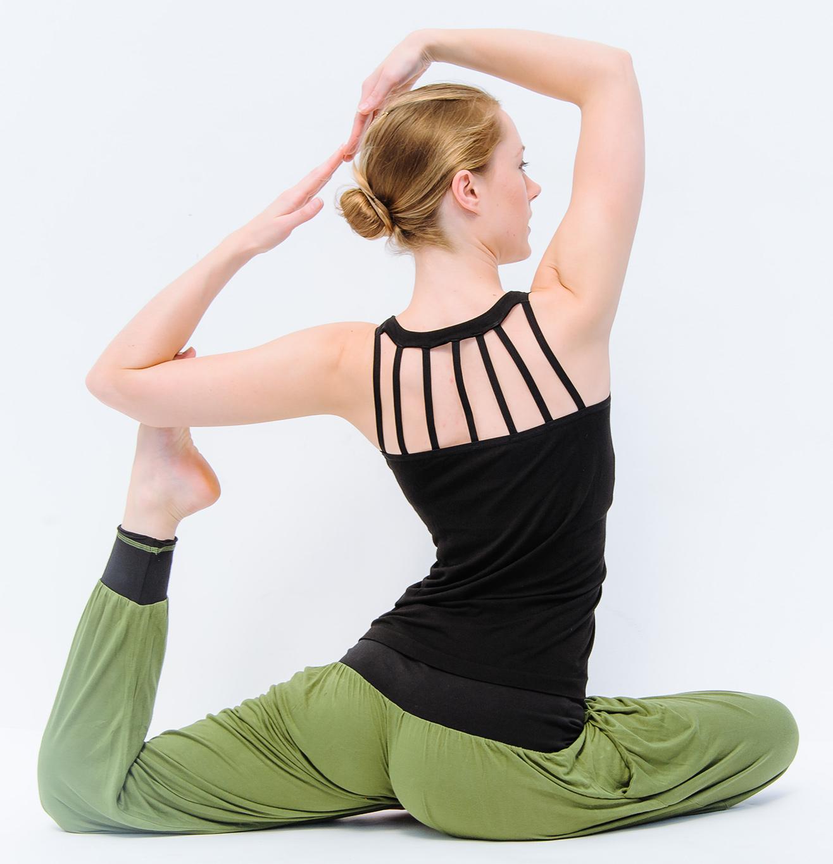New yoga pants-9304