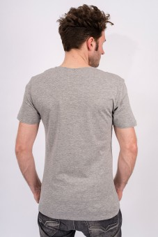 "Shirt ""Arrow Warrior"", men - grey"