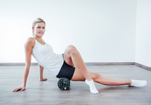 Balance Roll Faszienrolle / Massagerolle