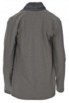 Jacke soft, grey