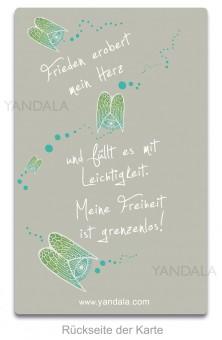 """Mini-Yandala - """"Just be free"""""""