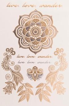 Mandala-Tattoos