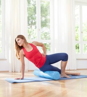 Faszienrolle / Pilatesrolle pro premium plus - 45cm/90cm