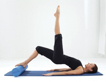 Faszienrolle / Pilatesrolle pro premium - 90cm