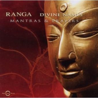 Divine Names von Ranga (CD)