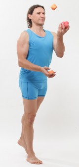 Ergo Reaktionsball klein, orange