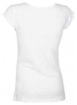 "T-Shirt ""Kundalini Sat Nam"" - white"