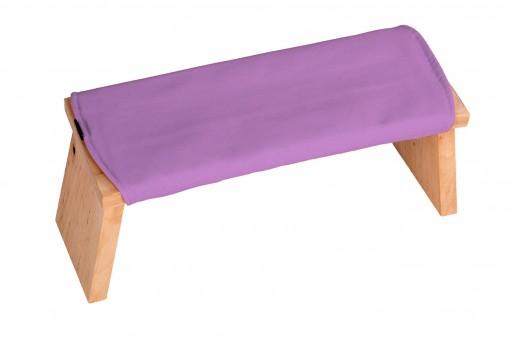 Seat cushion for meditation stool