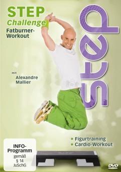 Step Challenge Fatburner-Workout (DVD)