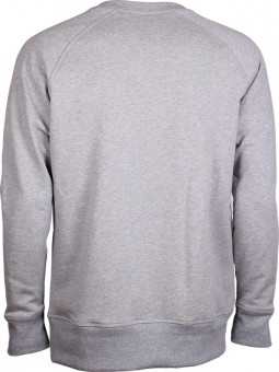 Sweatshirt camou - grau