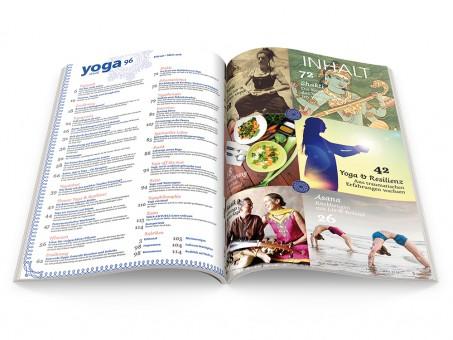 Yoga Aktuell 96 - 01/2016